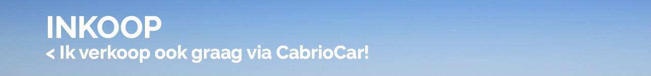 Inkoop Cabriocar